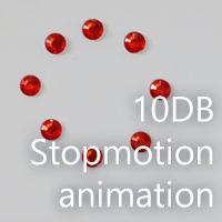 10DB-Stopmotion animation